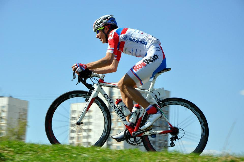 RusVelo Colnago riding to glory (hopefully at least) via