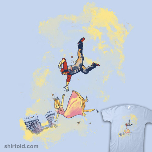 Marioshock Infinite by Creative Outpouring is available at Redbubble