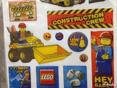 LEGO Construction Worker Stickers That Build Sexism! What an utter and complete bullshit response from LEGO.