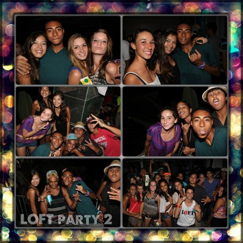 LOFT PARTY II #party #night #tahiti #loft #trip🎉🍻👍