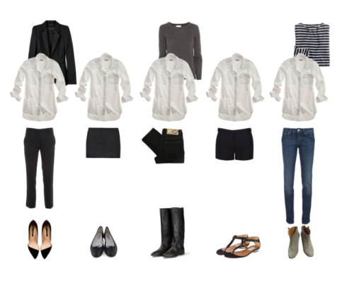 Wardrobe Essentials: The White Shirt