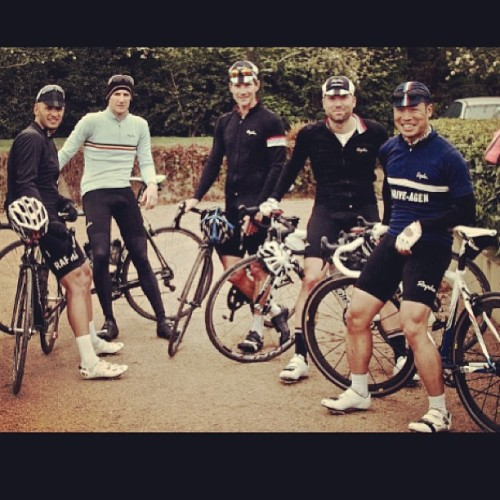 The 2012 SYD RGR Crew & we are ready for the next recon