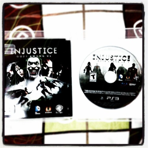 Injustice: Gods among Us!