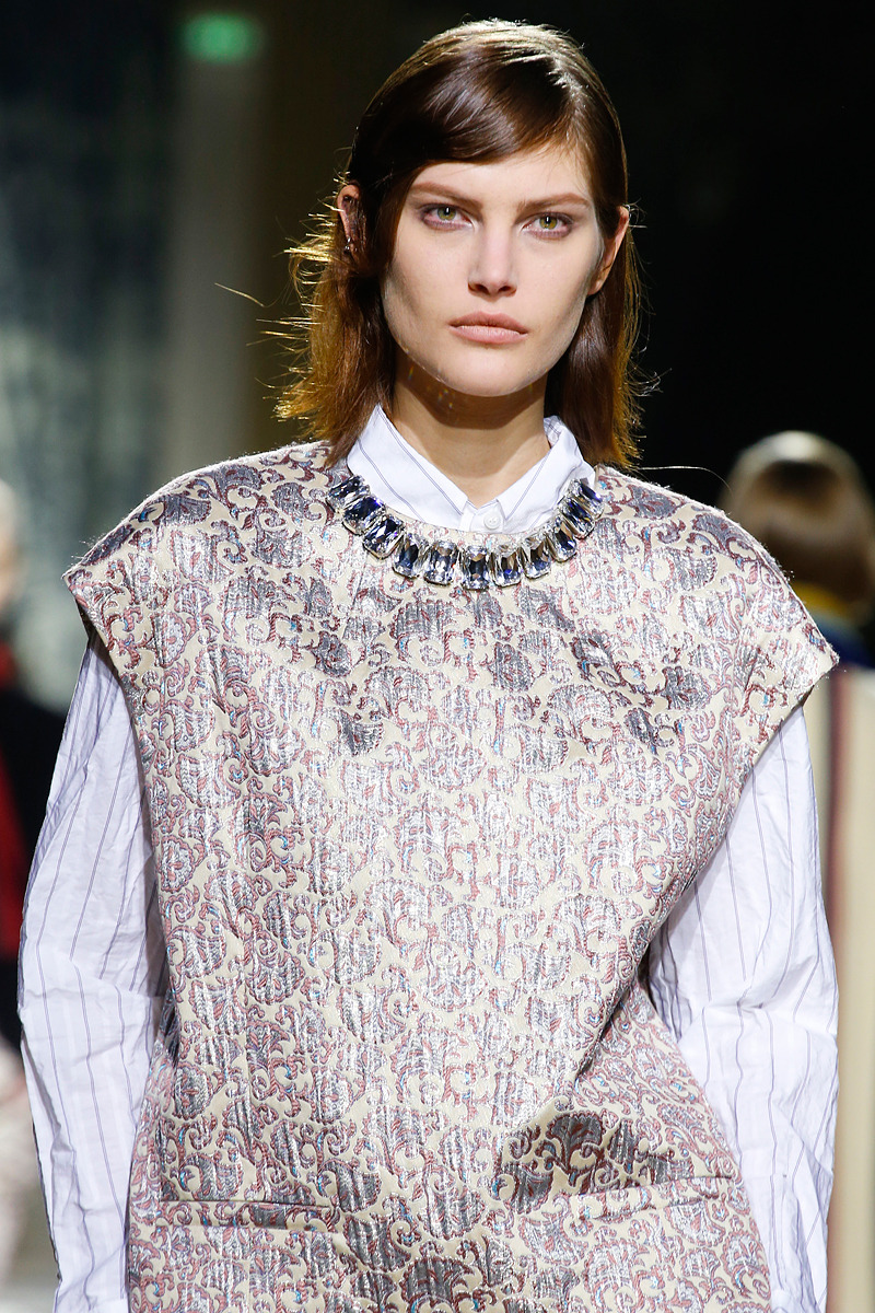 yourmothershouldknow:  Dries Van Noten Otoño/Invierno 2013 Semana de la Moda de París ….. Dries Van Noten Autumn/Winter 2013 Paris Fashion Week
