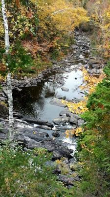 n0rth-c0untry:  Shin Brook Falls