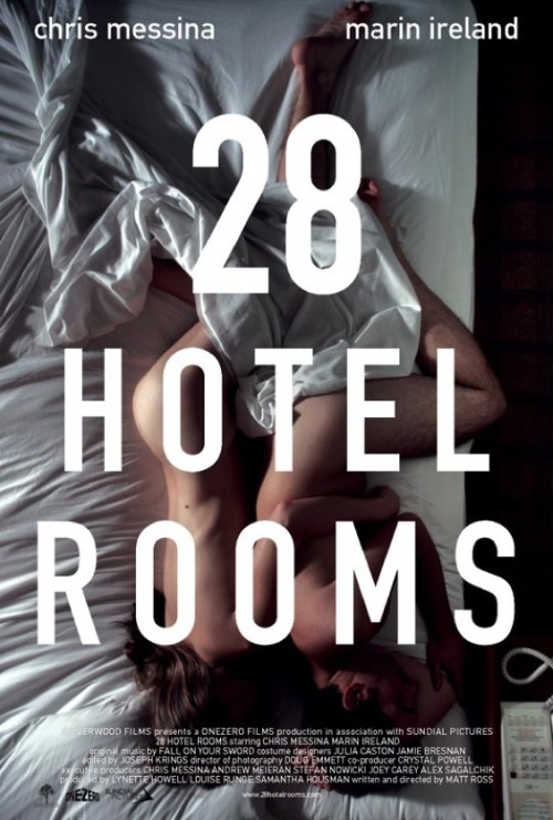 salle-de-cinema:  365 Films Challenge → 32/365 28 Hotel Rooms (Matt Ross, 2012)