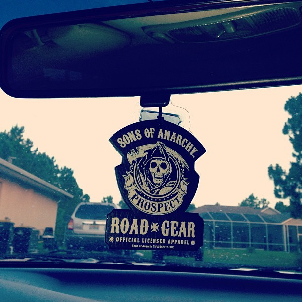 strangecinema:  Seems legit. #soa #reapercrew #roadgear