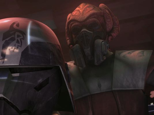 One of the remaining Clone Wars arcs features Plo Koon and the mystery of Syfo-Dias. Because of course it does. USA Today has the scoop - and a clip.