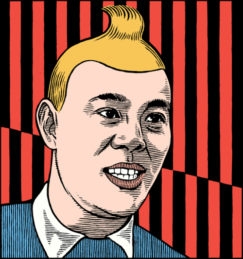 mkupperman:  Jet Li as Tintin.