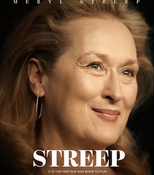Streep As Streep: In the role she was born to play.