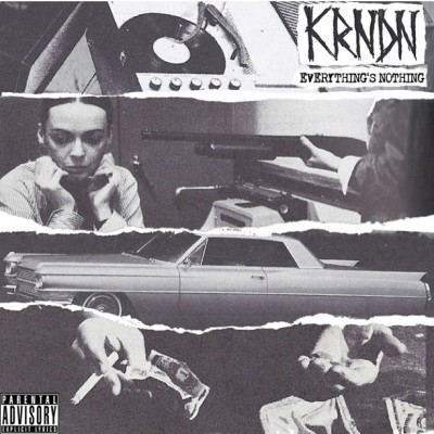 #nowlistening to KRNDN - Everything's Nothing #musica #vibes