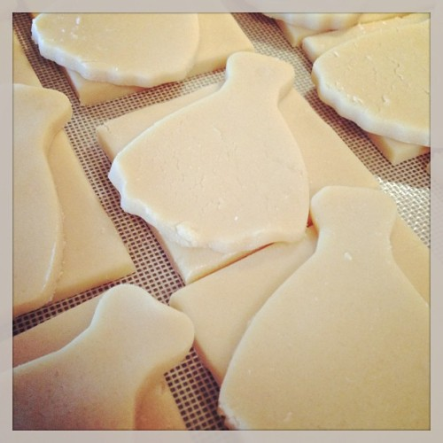 Tux jackets and wedding dresses! #sugarcookies