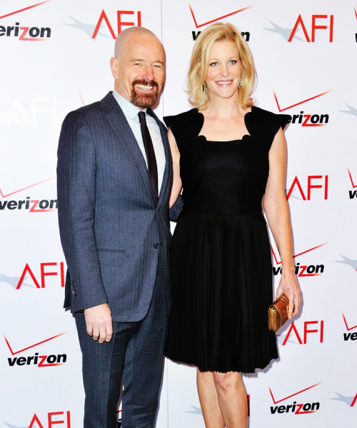 Bryan and Anna at the 2013 AFI Awards