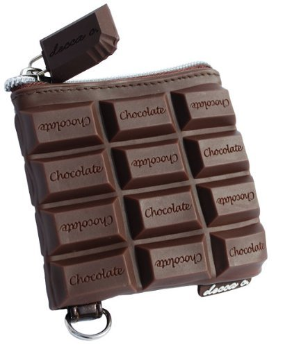 "Scented Chocolate Purse Not sure if you want your Benjamins smelling like a Hersey but hey why not I hear women love chocolate and we know they love money so it may be a match in Gold Digger Heaven. Purchase online.   Conveyer Of Cool ""Stay COOL"" Tumblr 