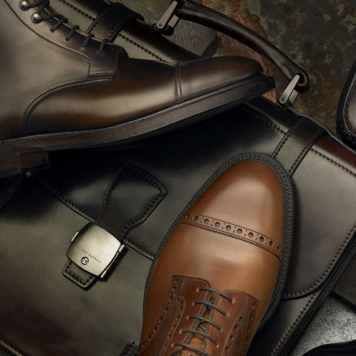 thesethingsarethings:  On Cordovan: How to spend it