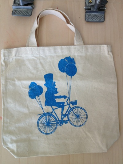 New tote bag photo
