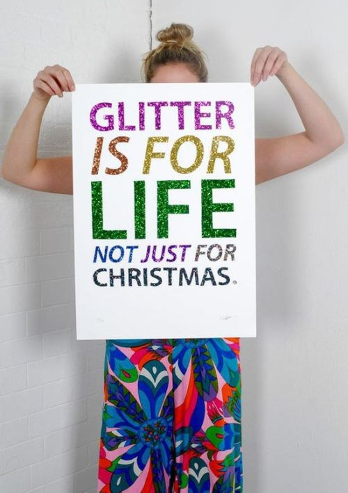 More glitter quotes on our Pinterest! http://pinterest.com/glitterbugco/glitter-quotes/