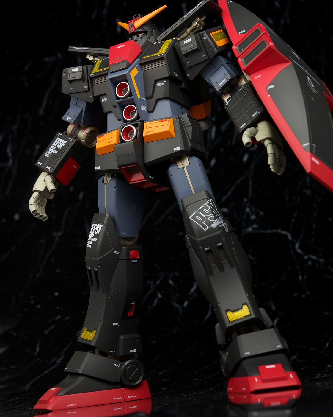 gunjap:  GFF #1002 Metal Composite MRX-009 Psycho Gundam: Full Photoreview No.42 Wallpaper Size Imageshttp://www.gunjap.net/site/?p=132797