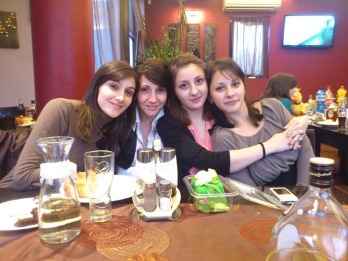My cousins, me and sis  :)