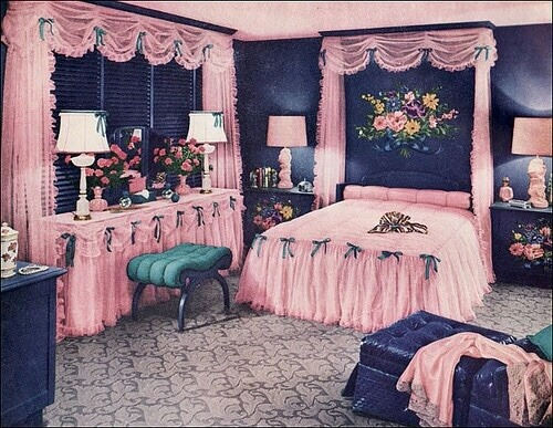 vintage decor