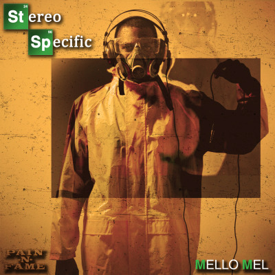 "My latest work title ""StereoSpecific"" which is more of an instrumental album than the beat tapes I've made in the pass. Such as ""Live From The Mel Box"" and ""All Buttons Got Pressed On"". I relocated my studio headquarters to the heart of downtown Newark, NJ and with this move I started this project with a new approach. I decided to push the tempo and add elements of different electronic music production, and overall have fun with the experimental sounds.  Website // Bandcamp // Soundcloud // Twitter // Facebook // Afropunk"