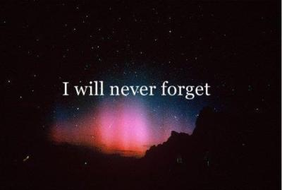 ididntasktofallinlove:  I will never forget… | via Tumblr on We Heart It - http://weheartit.com/entry/60014189/via/lotte_brone   Hearted from: http://fiftyshadees.tumblr.com/post/16473846077