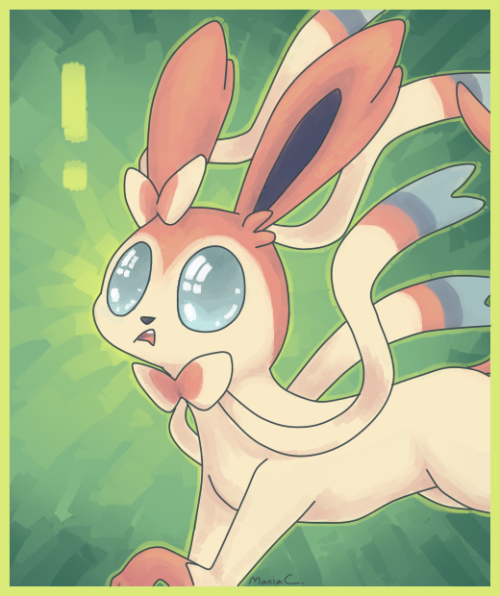 IN CASE YOU DIDN'T HEAR: NEW EEVEELUTION ALERT