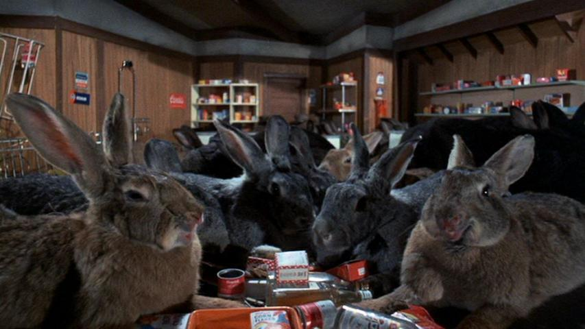 Night of the Lepus is a holiday classic.