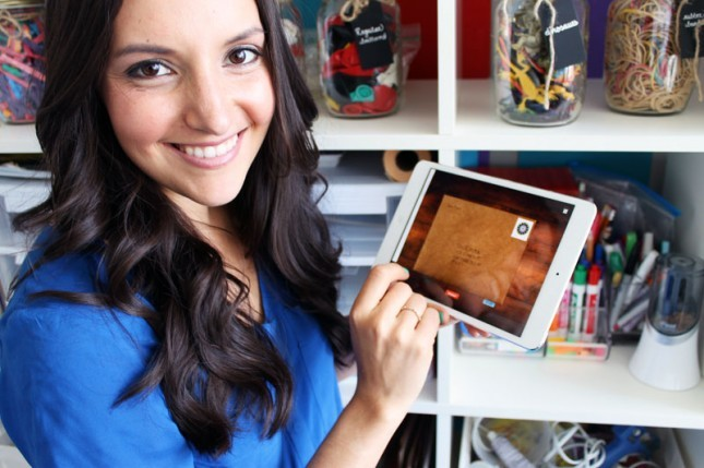 Digital meets analog: Send handwritten cards from your iPad with Felt. Read more.