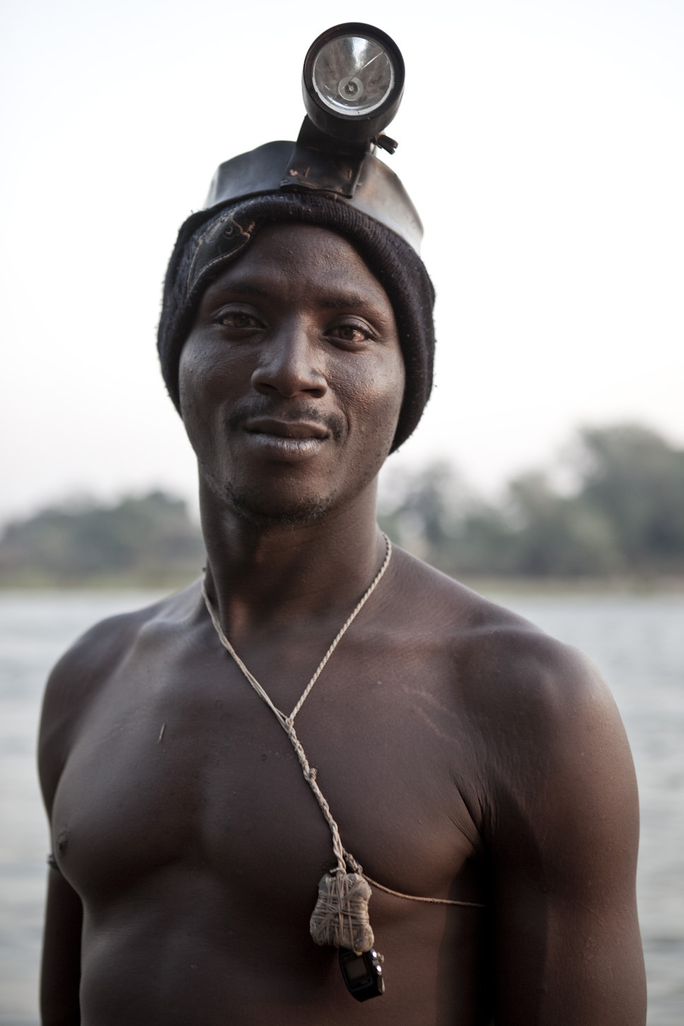 'Yousef' - fisherman - Mako, Senegal, West Africa © Jason Florio River Gambia Expedition