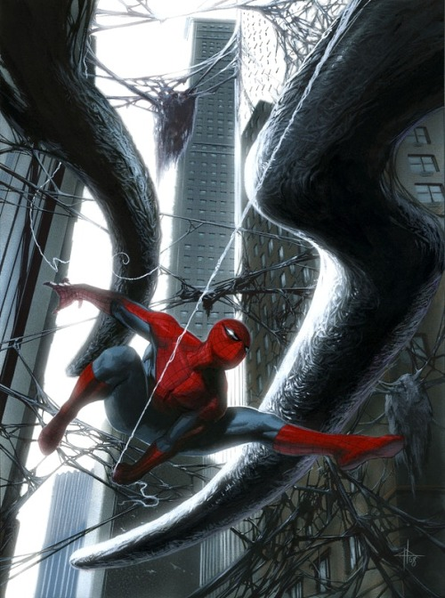 thefandomzone:  SPIDER-MAN by Gabriele Dell'Otto