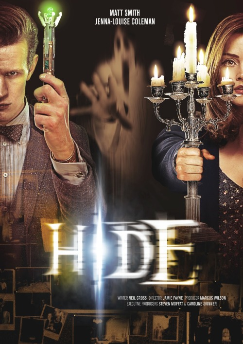 When and where is Doctor Who on this weekend? (Hide Edition)  The international air times are as follows: Doctor Who: Hide airs 20th April! UK - 6.45pm on BBC One and BBC One HD USA - 8pm EDT / 7pm Central on BBC America Canada - 8pm ET/5pm PT on SPACE Australia - Sunday, 21st April at 7.30pm on ABC1. Poland - Sunday, 21st April at 6.00pm CEST (translation) on BBC Entertainment Polska. South Africa - Sunday, 21st April at 7.00pm SAST on BBC Entertainment South Africa. New Zealand: Thursday, 2nd May at 8.30pm on Prime.Program your TARDISes accordingly