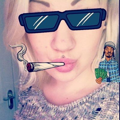 Chillin' with ma homie. #snoopify #snoopdog #dawg #spliff #chillin #whatusayin