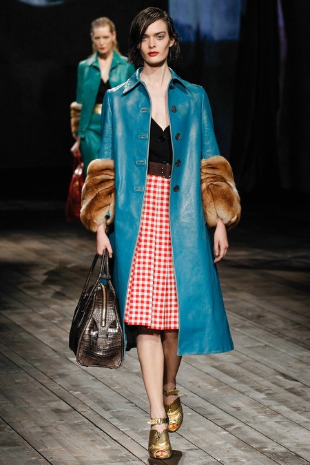 Prada Fall 2013!!!  so beautiful……  uggghhh via style.com
