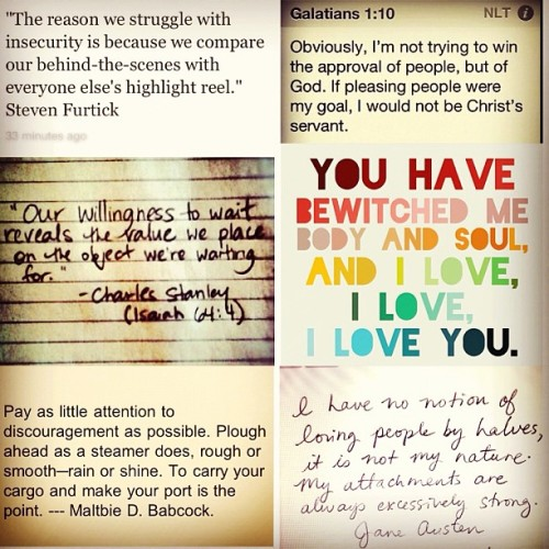 #mayphotochallenge I have quite a few favorite quotes…