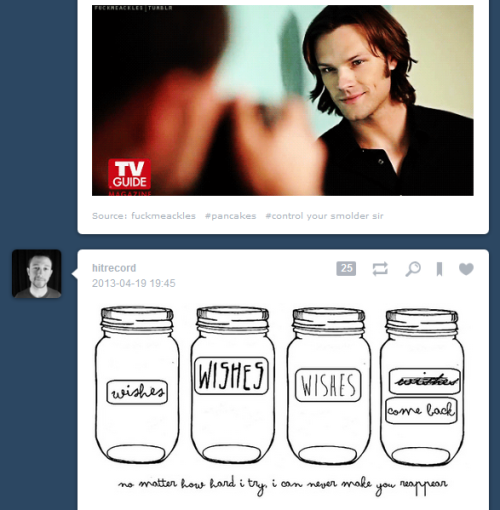 My dash ships Sam/Arthur