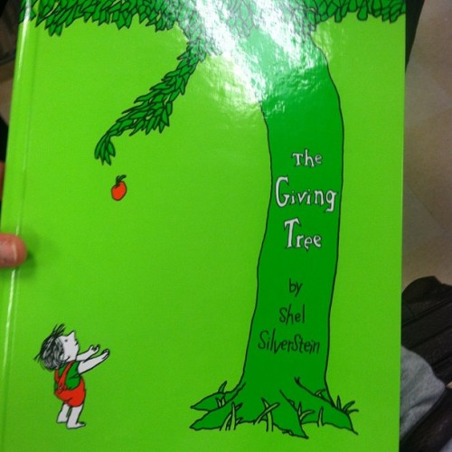 As I waited in line yesterday I found my favorite book.. #memories #MiamiShoresElem #goodshit