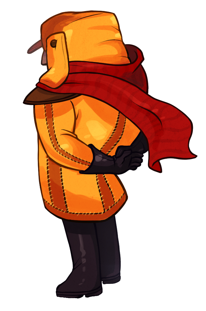 towerfall:  Orange Archer - The Turncloak Soldier