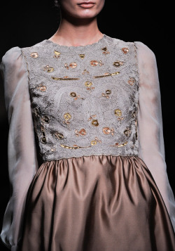 girlannachronism:  Valentino fall 2012 rtw details
