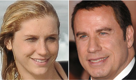 I can't tell Ke$ha and John Travolta apart!