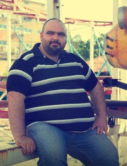 chubsearcher:Shant, a Middle Eastern hairy chub actor from Lebanon, so sexy and cute!!!