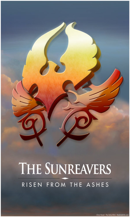 The Daily Blink: The Sunreavers