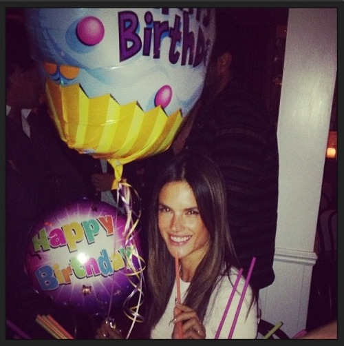 "Alessandra(Apr 11): ""  #birthdaygirl #celebration #bagatelle #funnn #friends #family #lovelife 🎉🎂🎈   """