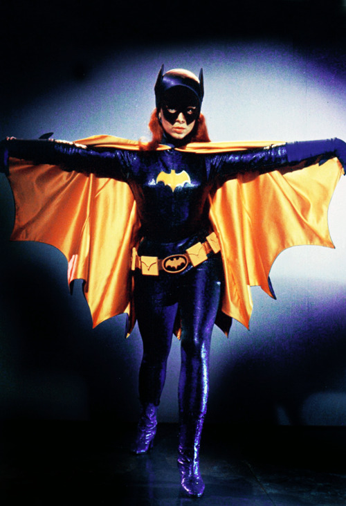 Yvonne Craig as Batgirl, 1967