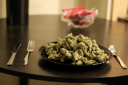 kushanddubstep:  Breakfast of champions