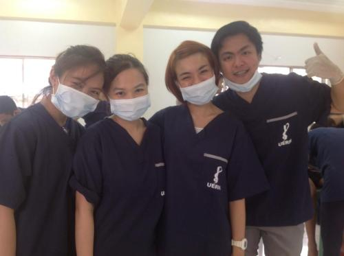 04/13/13Performed our first minor surgery, yo! Successfully turned boys into men, in turn making us feel like real doctors. Priceless experience indeed ;)