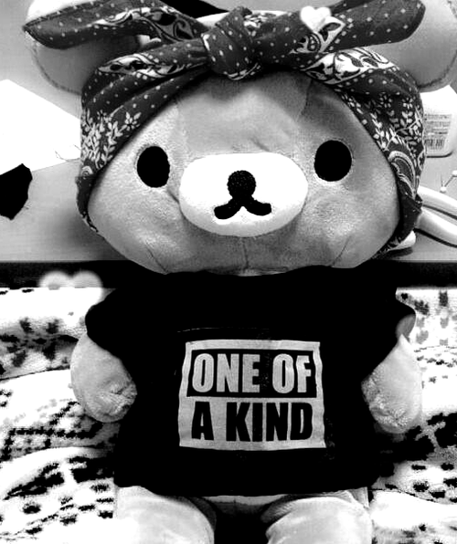 ehmzmii:  Yes sir! I'm one of a kind