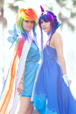 cosplay-photography:  Rainbows and Sparkles by ~Shiya