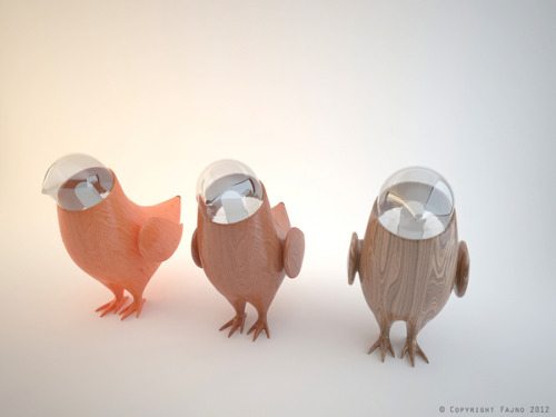 Fajno design These gorgeous birdies come from Fajno design. And you thought Belarus didn't have awesome design…