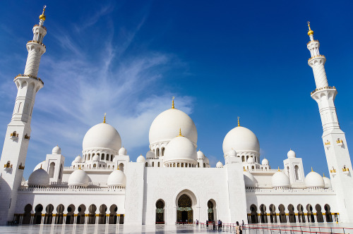 drkoh:  Great Mosque in Abu dhabi